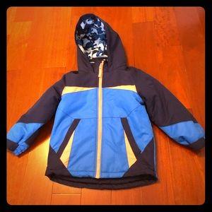 Wonder Kid reversible winter & spring jacket